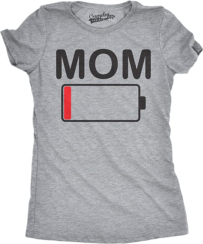 Graphic Tired Parenting Mother T Shirt