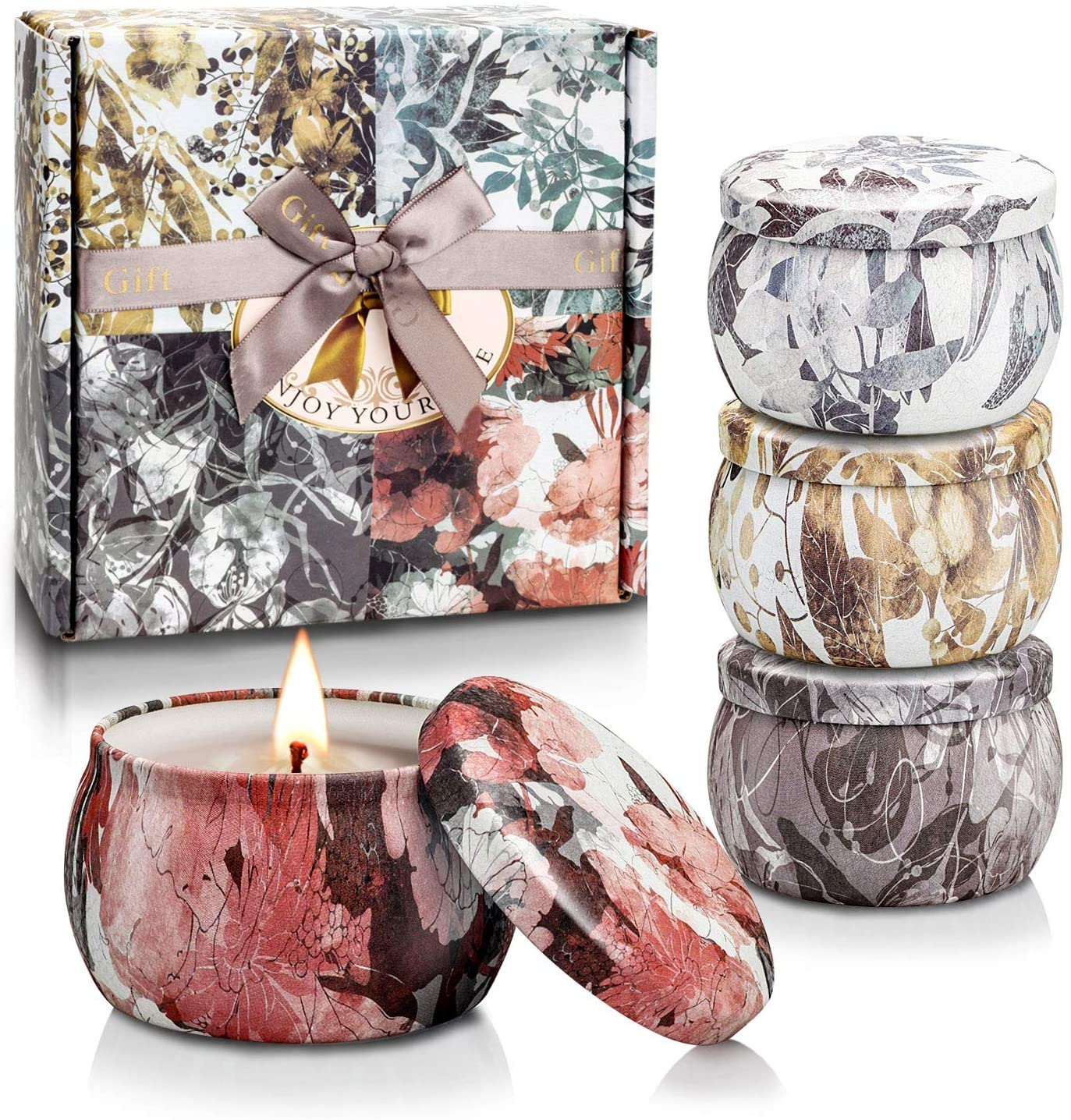 Scented Candles Gifts Set