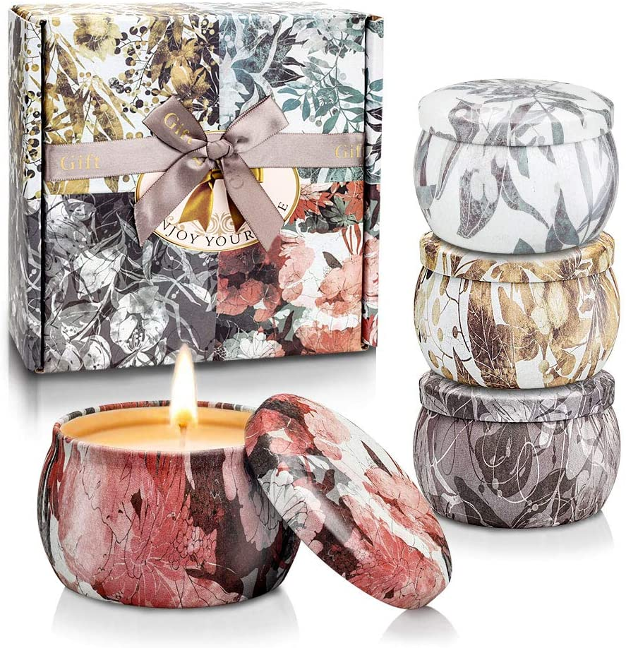 Candles Set Gifts for Women