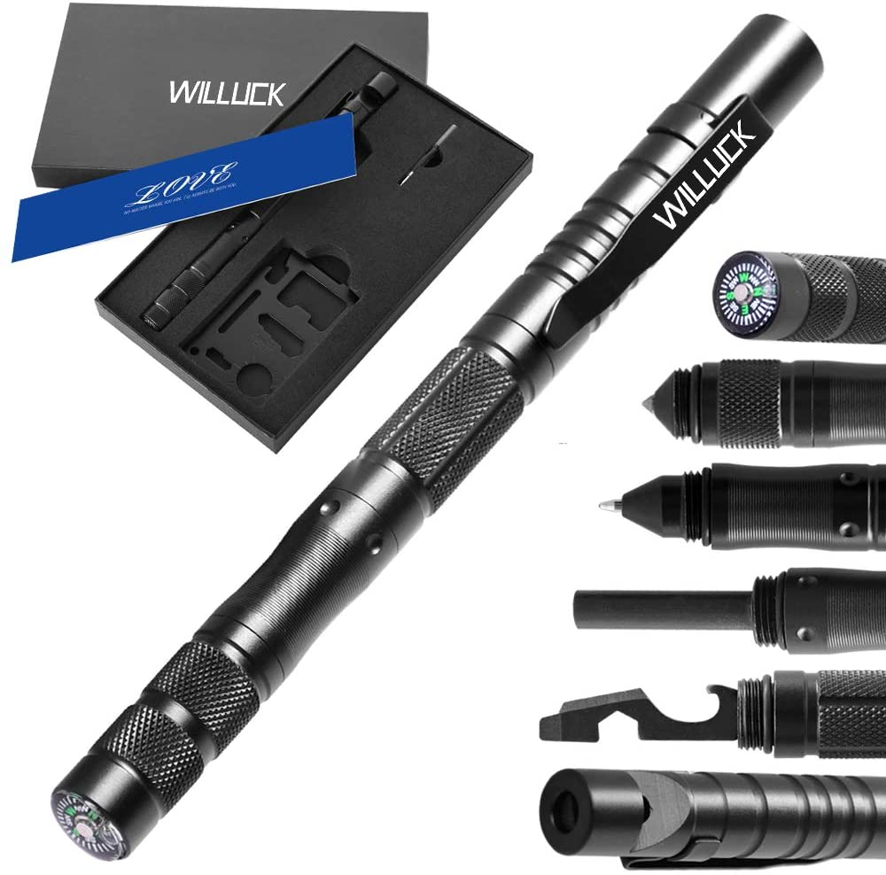 Gifts for Men Dad,Tactical Pen