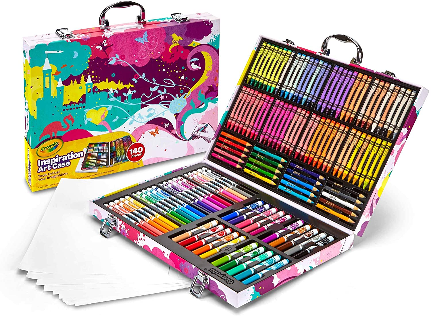 Crayola Art Case Gifts for Kids
