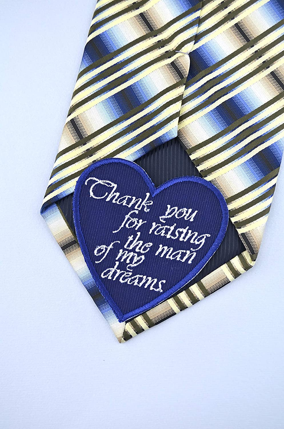 Father in Law Wedding Tie Patch