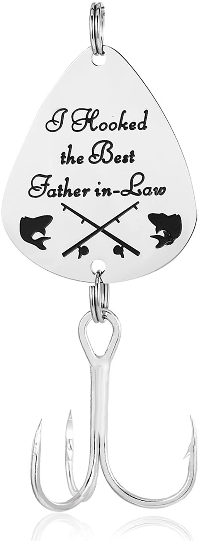 Fisherman Father in Law Gift