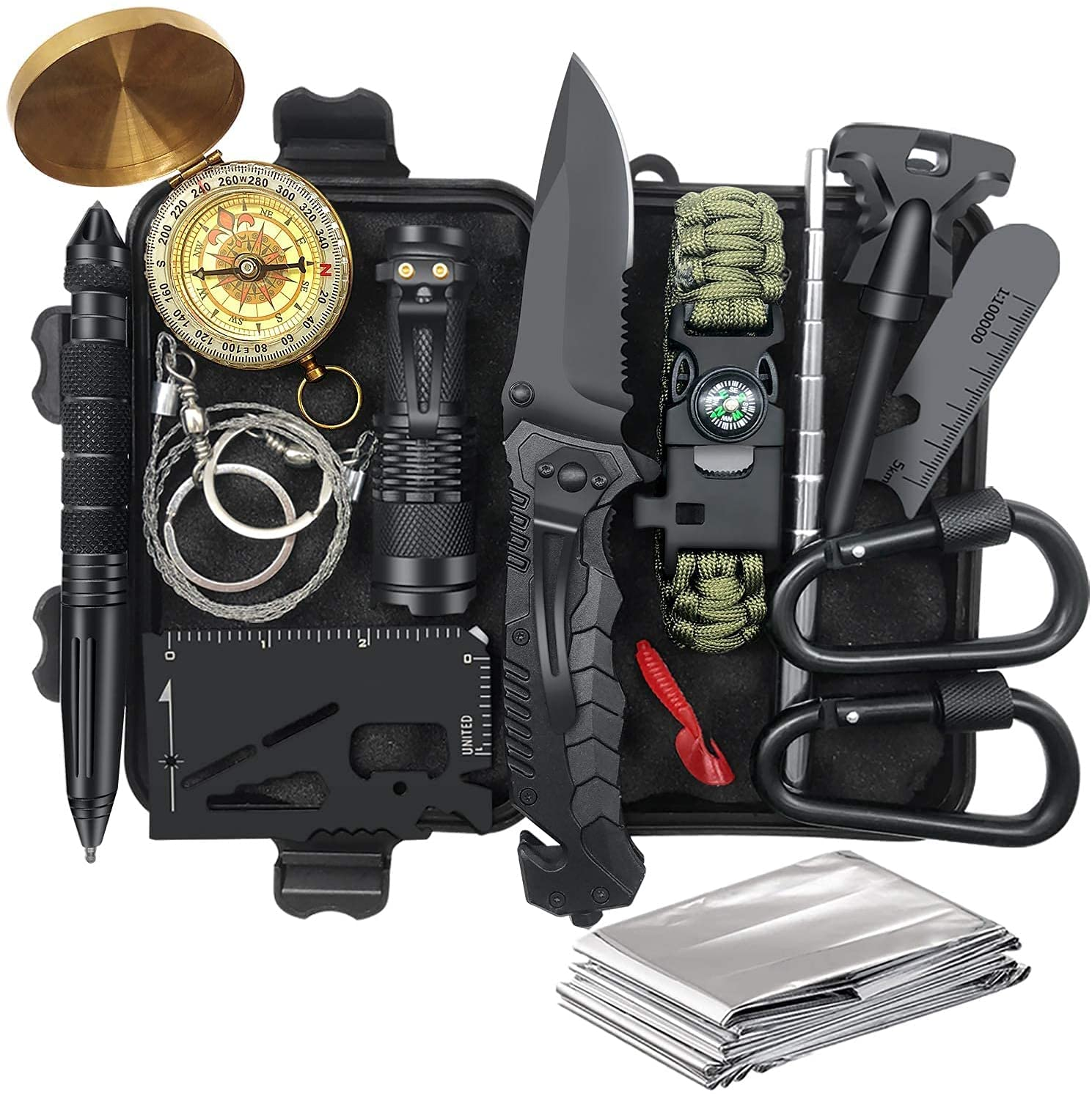 Gifts for Men Dad Husband Fathers Survival Gear