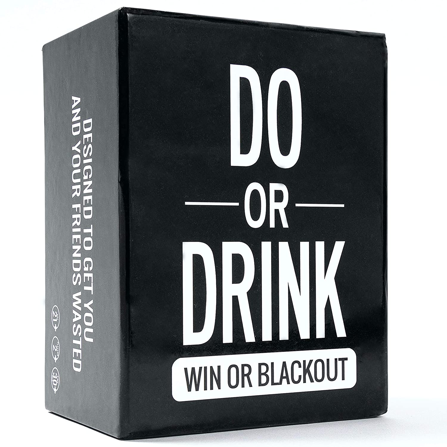 Do or Drink Card Game
