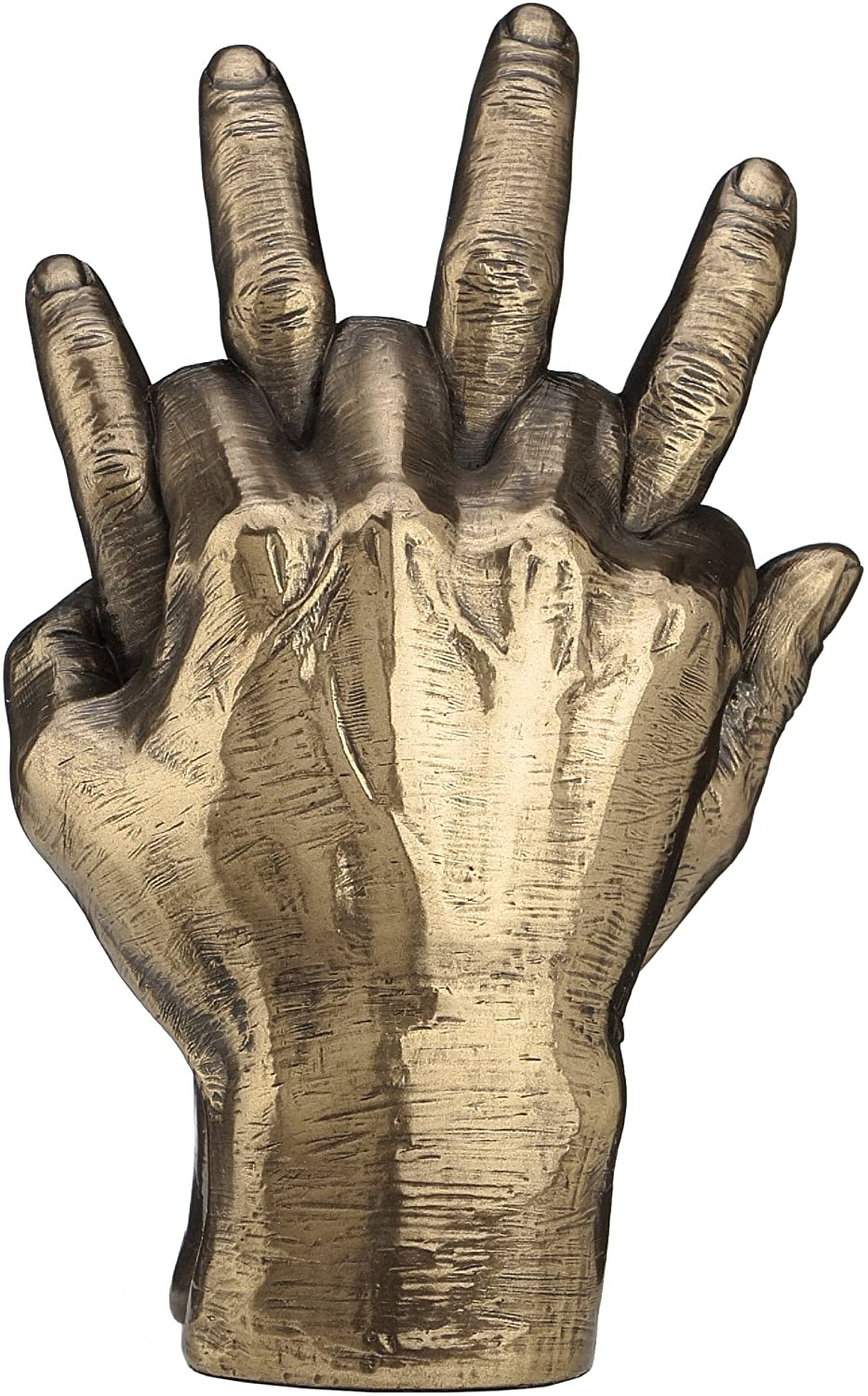 Entwined Hands Sculpture
